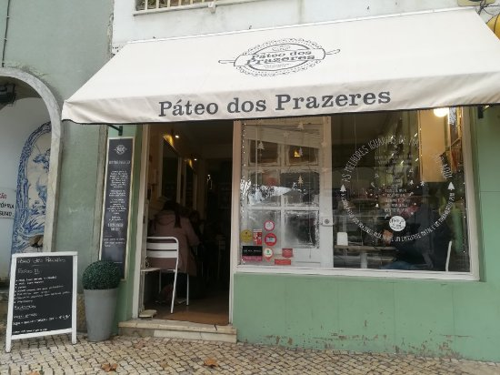 Carcavelos, Portugal: Páteo dos Prazeres