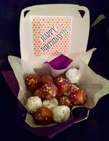 Raton, NM: Send a Donutgram for a special occasion