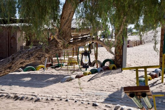 Al Qabil, โอมาน: Children Play area