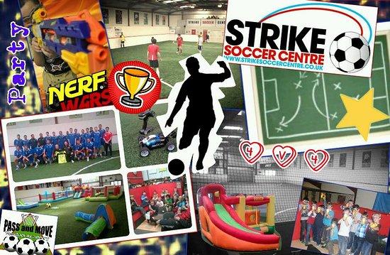 Strike Soccer Centre