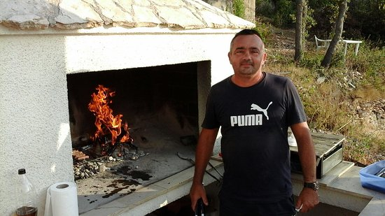 Necujam, Croácia: Konoba Mareta