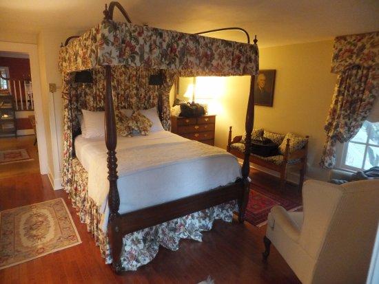 Inn at Monticello : The Jefferson Room