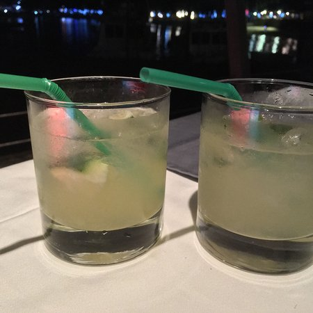 Sunset Cafe & Trattoria : Ti Punch drink