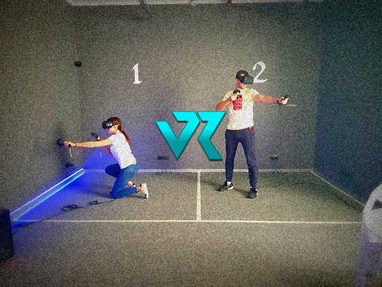 VR Gaming Center