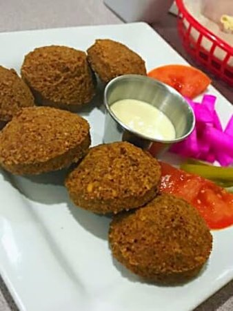 Ballston Spa, État de New York : Falafel