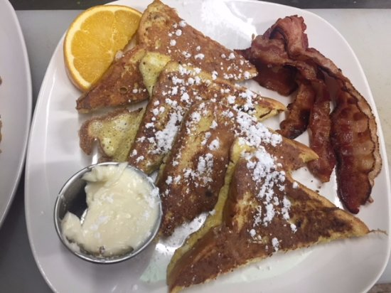 Ballston Spa, นิวยอร์ก: French Toast