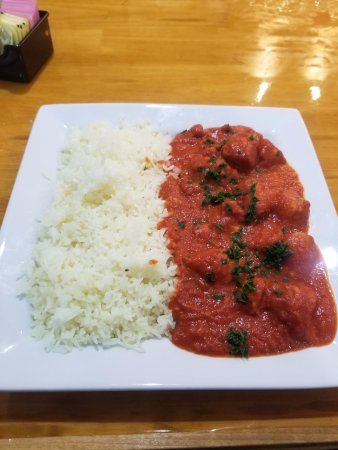 Ballston Spa, État de New York : Butter Chicken
