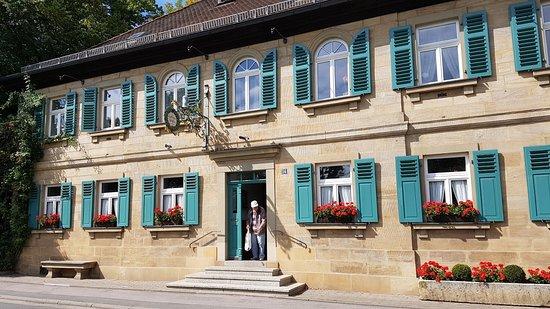 Wernsdorf, Deutschland: Gasthof Schiller
