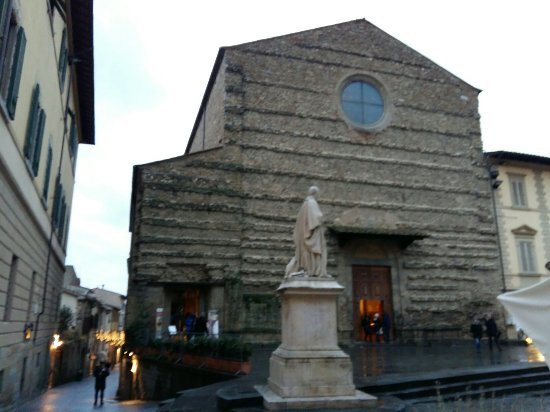 Church of San Francesco Arezzo Photo