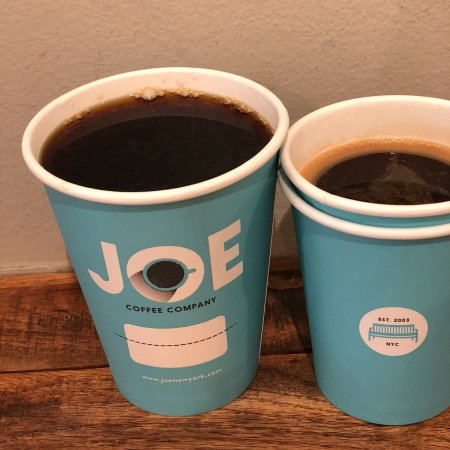 why is coffee referred to as joe