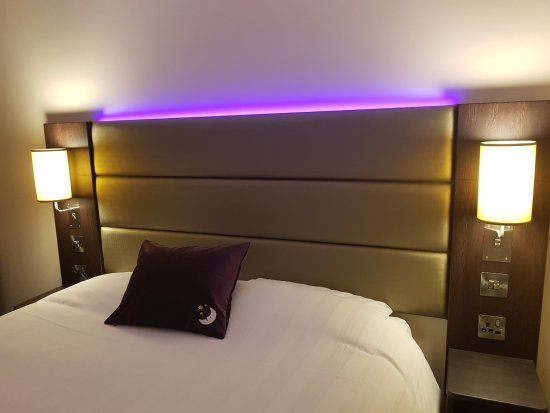 Premier Inn Letchworth - Room view