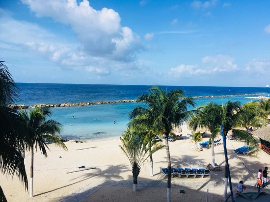 Sunscape Curacao Resort Spa & Casino: View from the 200 rooms