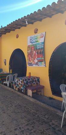 Cairu, BA: Restaurante da Danny do Acarajé