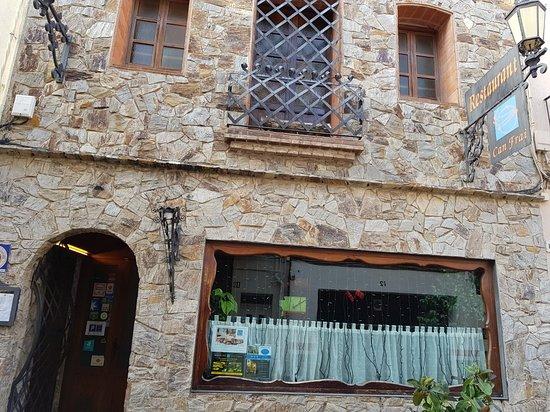 Foto de Restaurant Can Frai