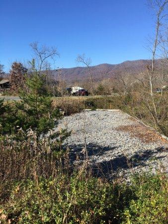 Bentonville, VA: campsite area