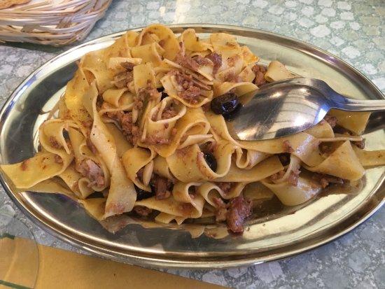 Lamporecchio, Italie : Non solo griglia