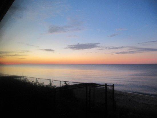 Dennis Port, MA: Sunrise at Pelham House