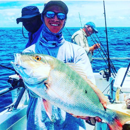 Double agent fishing charters key west fl nh gi for Seven fish key west fl