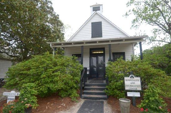 Mount Pleasant, Carolina del Sur: il visitor center