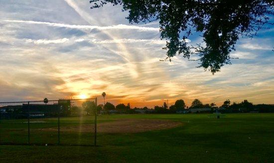 La Habra, CA: Sonora Baseball Fields