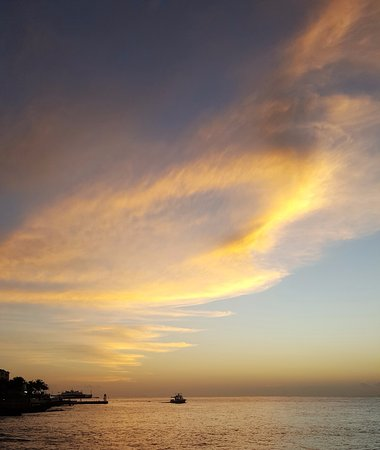Presidente Inter-Continental Cozumel Resort & Spa : Beautiful sunsets