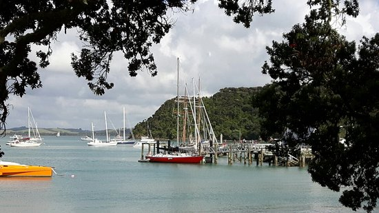 Phantom Sailing Bay Of Islands