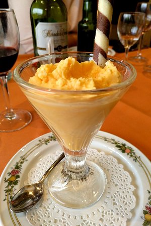 Mollerussa, Spanyol: Sorbete de mandarina.