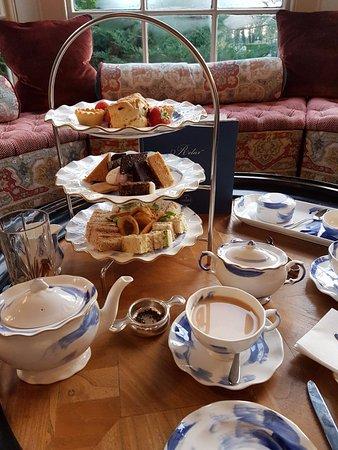 Tickton, UK: Afternoon Tea