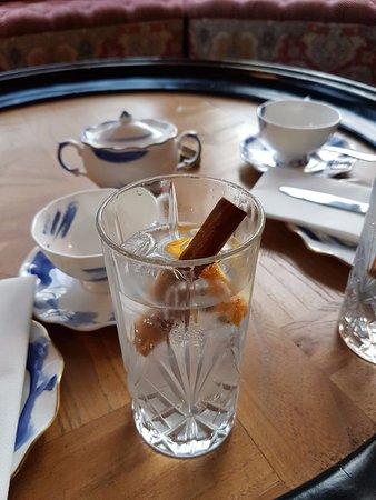 Tickton, UK: Festive Gin