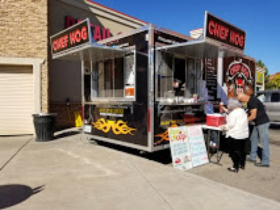 Chef Hog Food Truck St George Utah