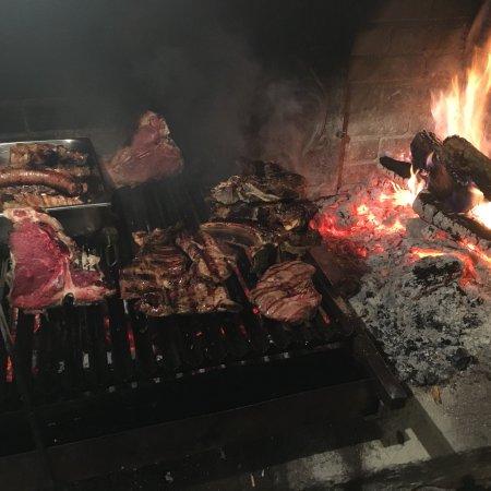 Villanova d'Asti, Italy: Il regno della carne