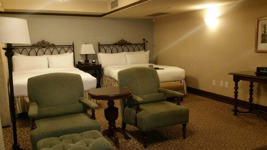Fairmont Banff Springs: A Stanley Thompson room
