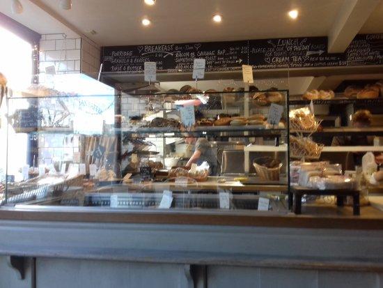 The Bakery Cafe Sherborne