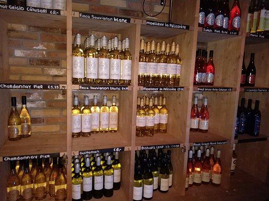 wijn selectie - picture of h32, oss - tripadvisor