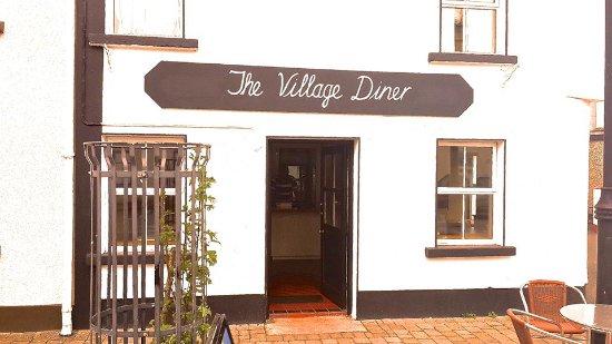 Fethard On Sea, Irlandia: The Village Diner , Taste of Proper Indian Curries