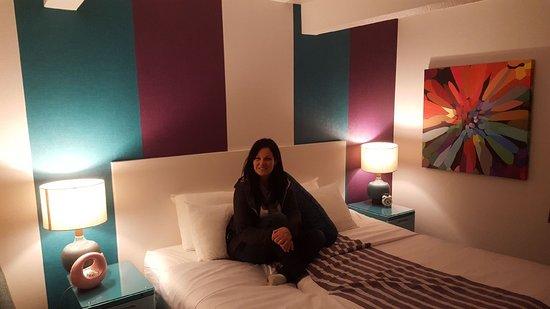 Hotel Zed Kelowna: Resized_20171208_171354_large.jpg