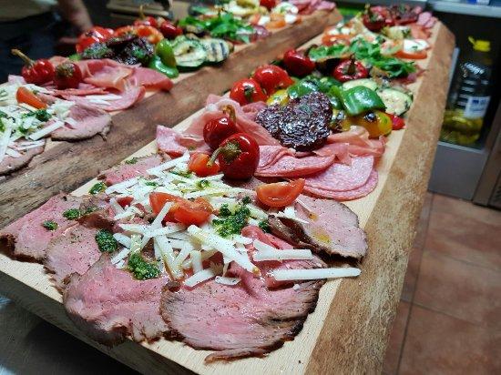 Axams, Avusturya: Ristorante da Sergio Pizza Pazza