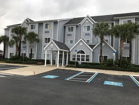 Spring Hill Microtel exterior