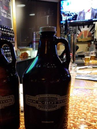 Westminster, Kolorado: Local Beer.