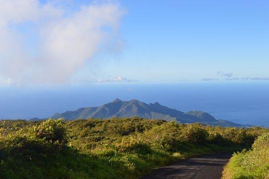 Saint-Claude, Guadeloupe: Superbe vue