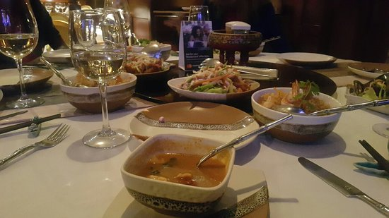 Thai Chi Restaurant - The Stanley Hotel: 20171210_211801_large.jpg