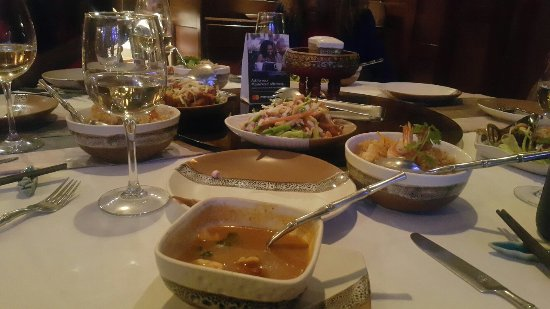 Thai Chi Restaurant - The Stanley Hotel: 20171210_211809_large.jpg