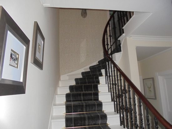 Blairgowrie, UK: LOVELY STAIRCASE