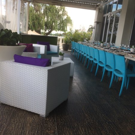 Benoni, South Africa: Cielo Restaurant-See it to believe