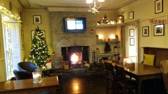 Laxey, UK: Christmas at the Mines.