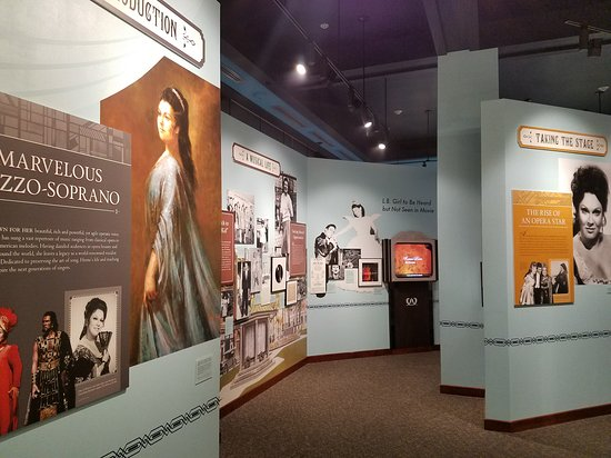 The Marilyn Horne Museum and Exhibit Center