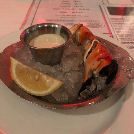 Big Fin Seafood Kitchen Orlando Seafood Restaurant Menu
