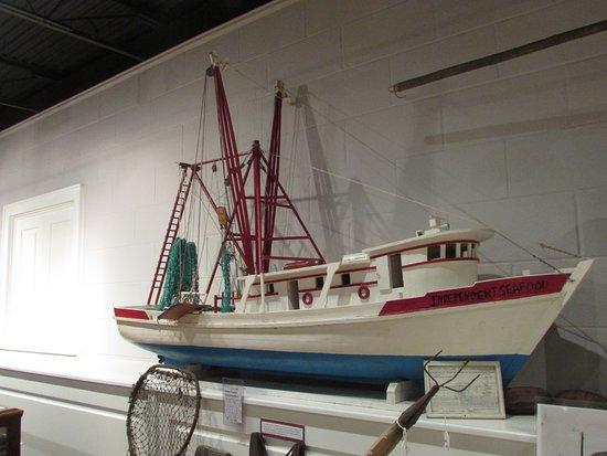 Georgetown, SC: Boat