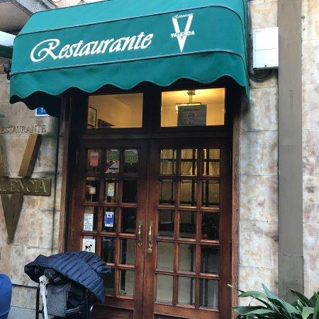 Restaurante valencia salamanca restaurantanmeldelser - Calle valencia salamanca ...