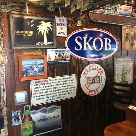 The Siesta Key Oyster Bar